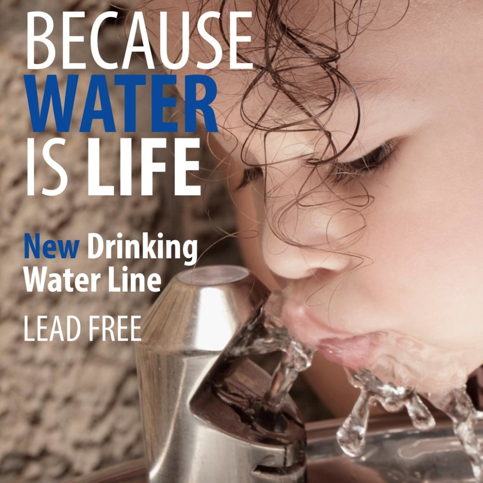 water-lead-free